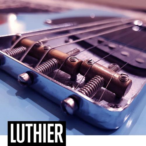 Curso de Luthieria na EM&T