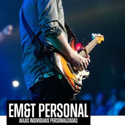 EM&T Personal - Aula de música personalizada