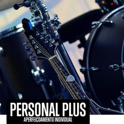 EM&T Personal Plus: Curso Personalizado de música - aperfeiçoamento individual