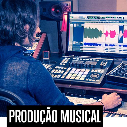 Curso de Produção Musical na EM&T