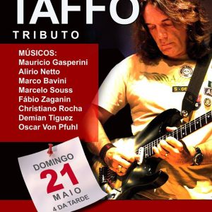Tributo a Wander Taffo no SESC Interlagos