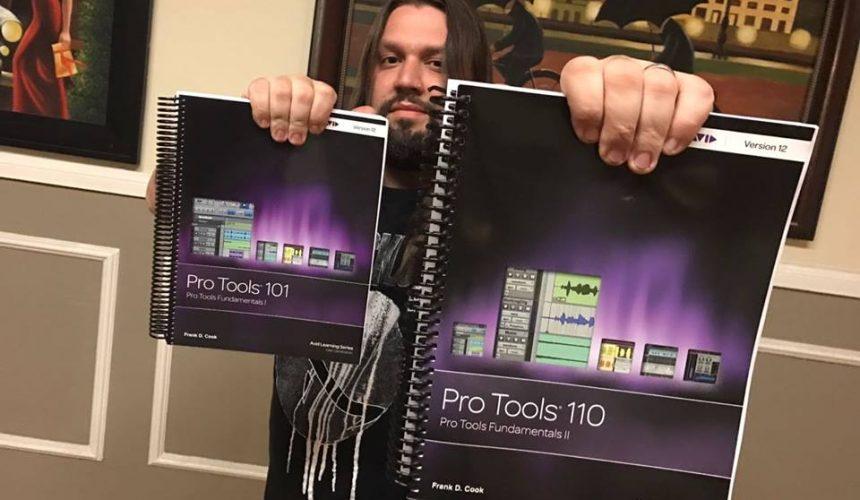Certificada AVID: Um teaser dos cursos de Pro Tools que iniciam em agosto