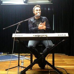 Workshop Alírio Netto: Belting e equilíbrio entre voz de peito e voz de cabeça