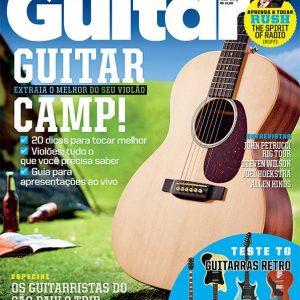 Total Guitar: a edição 34 já está nas bancas!