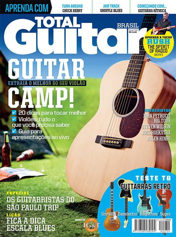 Total Guitar 34