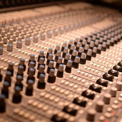 Técnico em Áudio