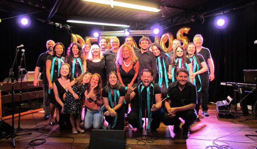 Os 11 da Vivi: 10 anos de aulas, ensaios, shows e comemorações