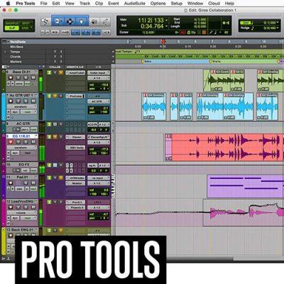 Pro Tools Certificação Internacional
