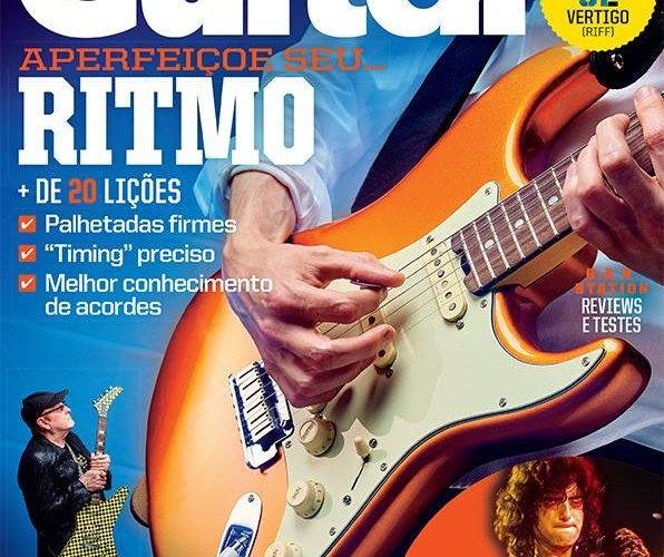 A Total Guitar #35 já chegou às bancas!
