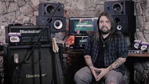 Fernando Quesada: Gravação de guitarra