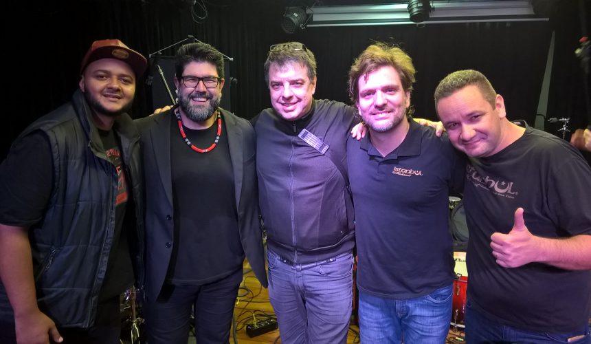 Istanbul Mehmet Day Brasil: Kiko Freitas, Ramon Mont Agner e Fininho