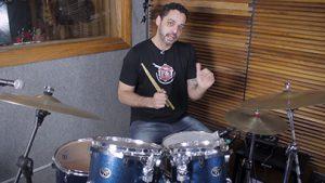 Fabiano Paz: Técnica de mão e postura