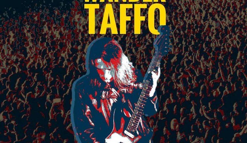 Viva Wander Taffo: Uma campanha para eternizar o legado do guitarrista