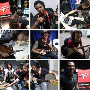 O 1º IG&T Amplitube Day foi um sucesso!