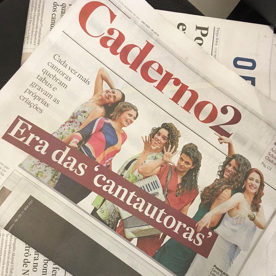 Carol Andrade: cantoras que também são compositoras