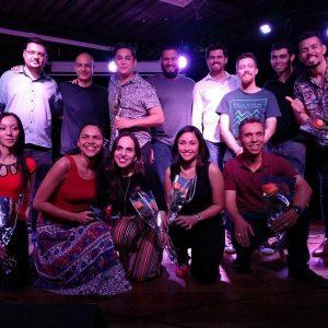 Formandos de Canto: Alunos da Carol Andrade fazem show emocionante