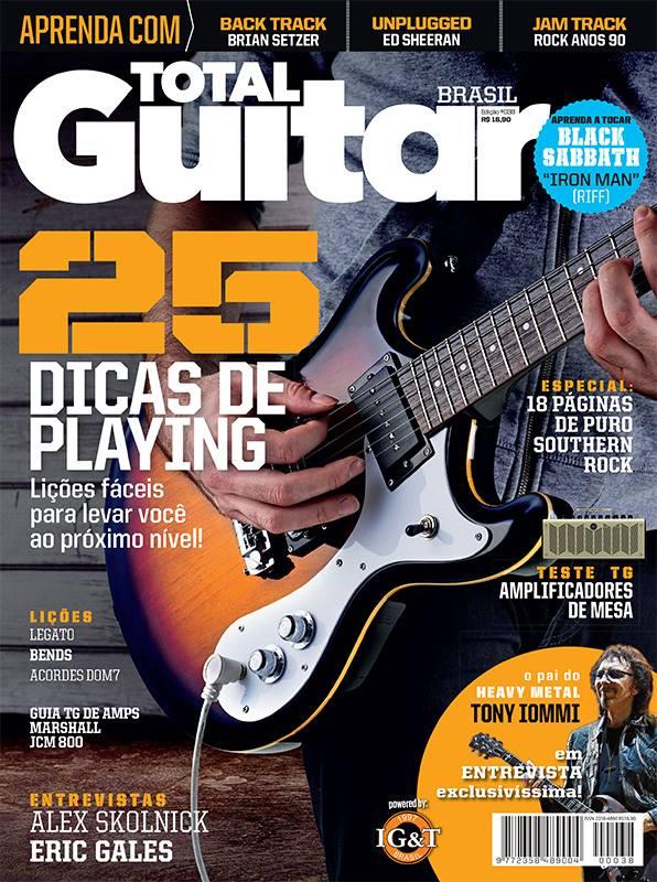 A Total Guitar 38 tem muitas novidades