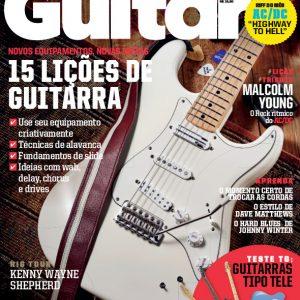 Já está nas bancas a Total Guitar 39!
