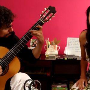Canção pra dois: Carol Andrade e Alex Maia anunciam disco