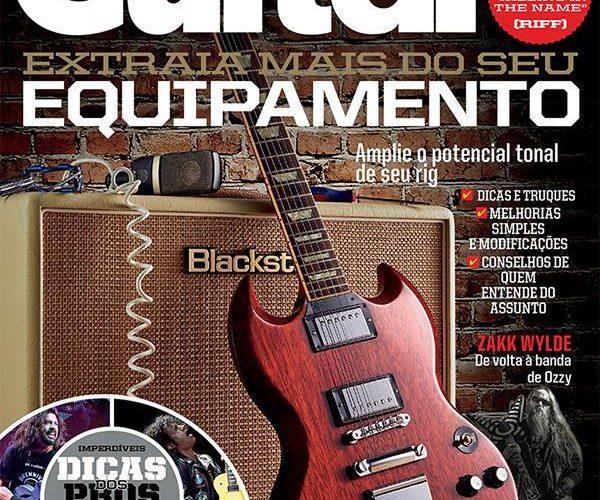 Total Guitar 40 já nas bancas – Garanta a sua!