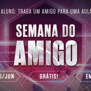 1ª Semana do Amigo na EM&T