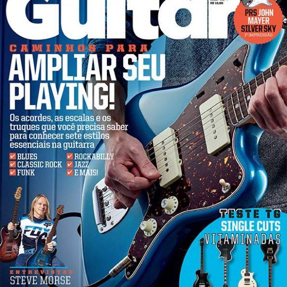 Chegou! A Total Guitar 42 já está nas bancas!
