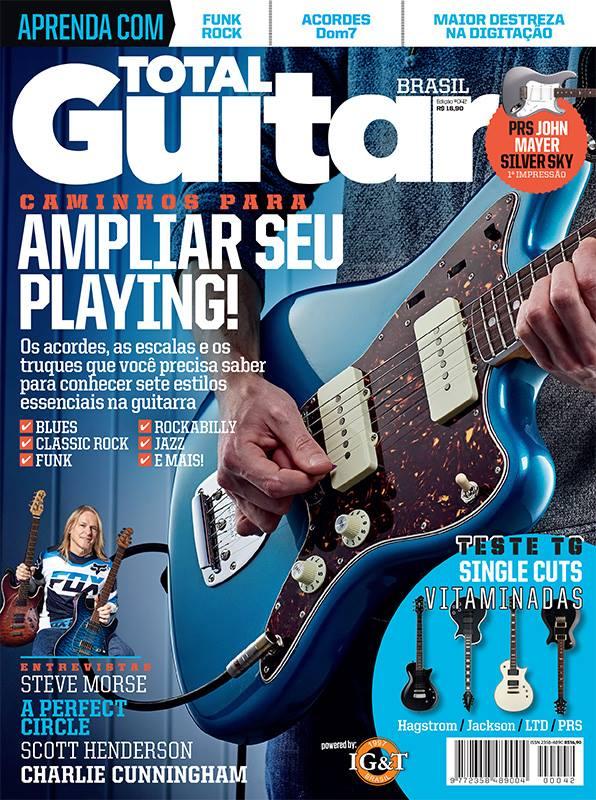 A Total Guitar #42 já está nas bancas!