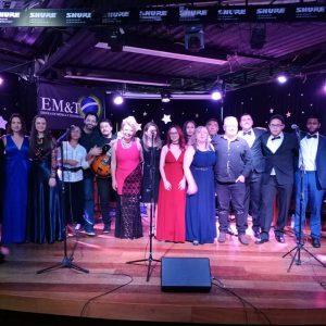 Anos Dourados na EM&T: Uma viagem no tempo com alunos da Vivi Keller
