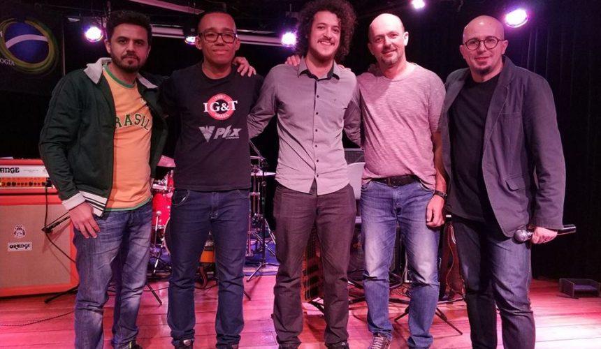 Formandos do IG&T: Pedro Faustino e João Vedana