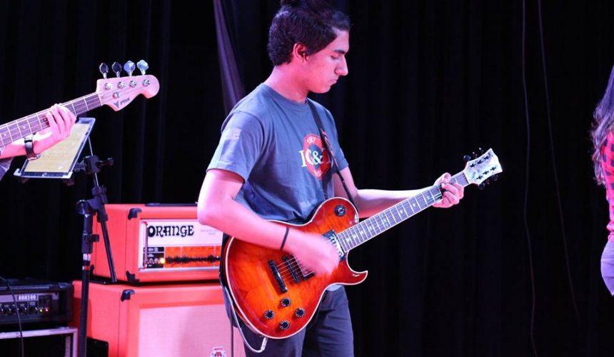 On Stage: Turmas de prática de Pop Rock, 13 de julho de 2018