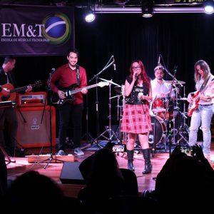 Projeto On Stage: Turmas de Pop Rock, 16 de julho de 2018