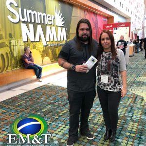 EM&T na Summer NAMM 2018