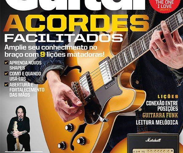 Total Guitar 43: Já está disponível!