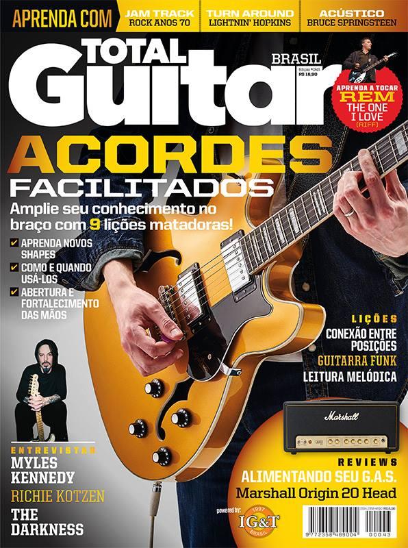 Total Guitar 43: já nas bancas