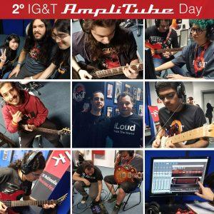 2º IG&T Amplitube Day: Veja como foi