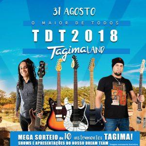 A Tagima leva você até o TDT 2018 – Ônibus gratuito saindo da EM&T!