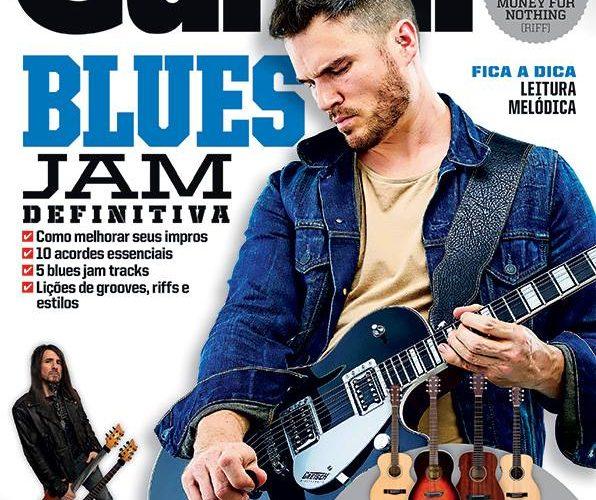 A Total Guitar 44 já está à venda!