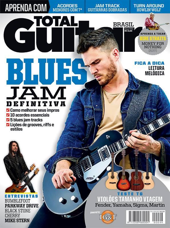 A Total Guitar 44 chegou