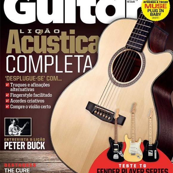 A Total Guitar 45 já está disponível!