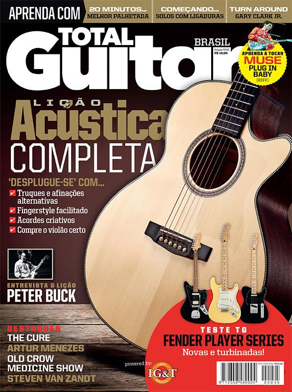 Total Guitar 45