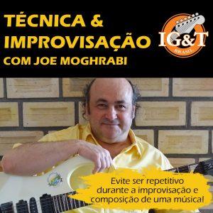 Técnica & Improvisação com Joe Moghrabi