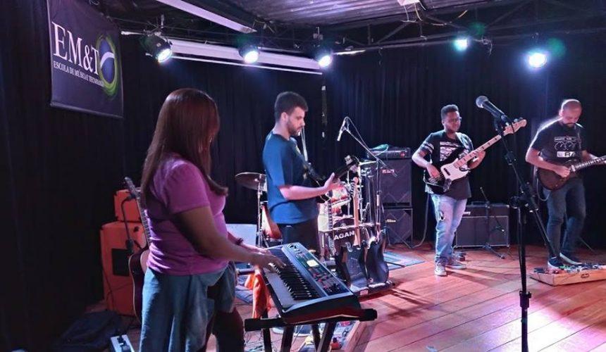On Stage 2018: Turmas de pop rock e instrumental encerram o ano