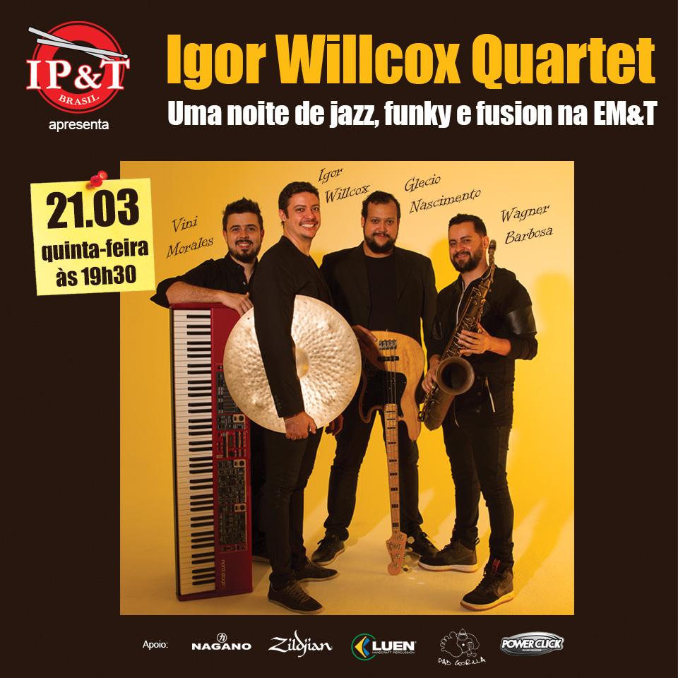 Igor Willcox Quartet
