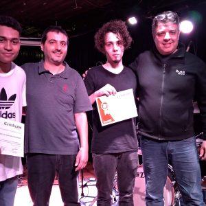 Formatura IP&T: Vinícius Ribeiro e Eduardo Santos