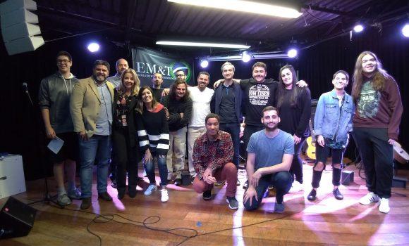 IV&T: Alunos dos professores Dudu Sales e Ronaldo Dias