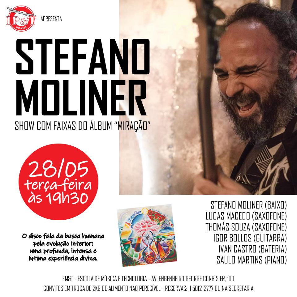 Stefano Moliner na EM&T