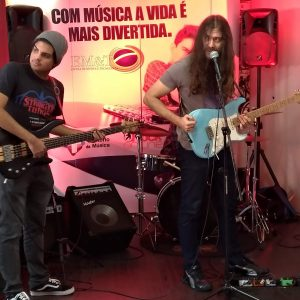 Open Stage no Dia Mundial do Rock na EM&T!