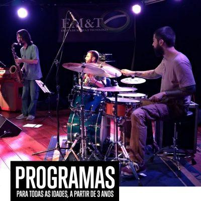 Programas School of Rock