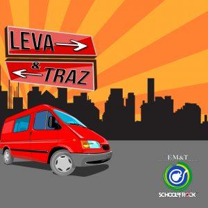 Transporte para alunos: Serviço de Leva e Traz para o metrô