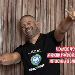 Alexandre Aposan apresenta professores e metodologia